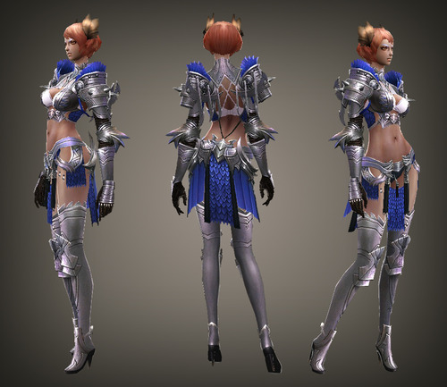 The Chainmail Bikini or the State of Female Armor in Gaming – NYMG