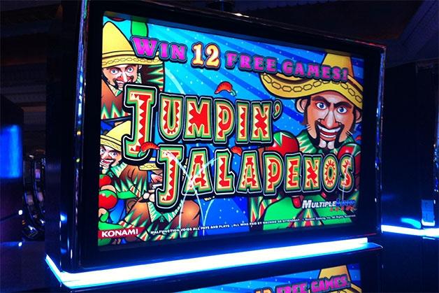 รีวิวสล็อต Jumpin Jalapenos